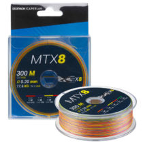 CAPERLAN Mtx8 Multicolore 300m 0,20mm