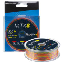 CAPERLAN Mtx8 Multicolore 300m 0,40mm