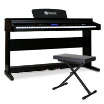 SCHUBERT Subi88P2, digitálne piáno, 88 kláves, MIDI, 2 pedále