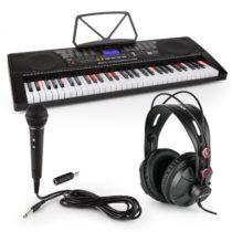 SCHUBERT Etude 225 USB, nácvičný elektronický klavír so slúchadlami a mikrofónom