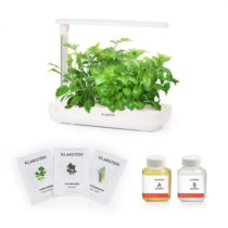 Klarstein Growlt Flex Starter Kit Asia, 9 rastlín, 18 W, LED, 2 l, ázijské semienka, výživový roztok