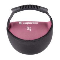 Neoprénová činka inSPORTline Bell-bag 3kg