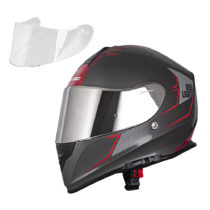 Moto prilba W-TEC V127 Red Light