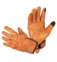 Kožené moto rukavice W-TEC Dahmer