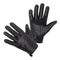 Kožené moto rukavice W-TEC Brillanta