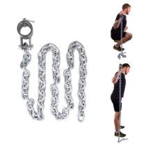 Vzpieračská reťaz inSPORTline Chainbos 10 kg