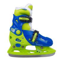 Chlapčenské zimné korčule WORKER Kelly Pro Boy - s kožušinkou