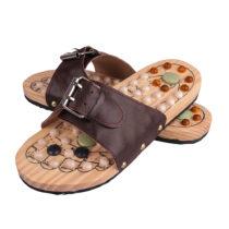 Masážne papuče inSPORTline Klabaka s magnetmi