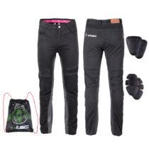 Dámske moto nohavice W-TEC Ragana