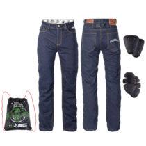 Pánske moto jeansy W-TEC Resoluto