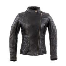 Dámska kožená moto bunda W-TEC Corallia