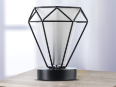 Dotyková lampa Black Diamond Dormeo
