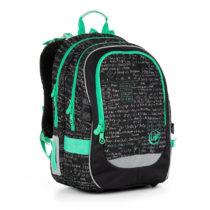 školská taška Topgal CHI 866 A - Black