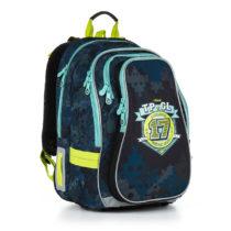 školská taška Topgal CHI 878 D - Blue