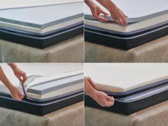 Doplnkový matrac Dormeo Comfort Deluxe, 160x200 cm