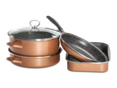 Delimano Stone Legend Copperlux Set riadov Grande, 5 ks