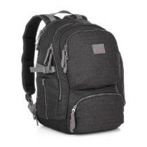 Štýlový batoh Topgal EFFI 18003 G - Grey
