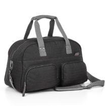 Víkendová cestovná taška Topgal EFFI 18004 G - Grey