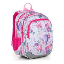 Školská taška Topgal ELLY 18007 G