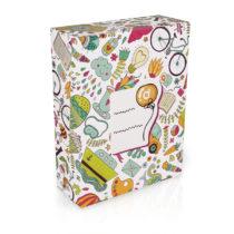 Darčeková krabica Topgal GIFT BOX A