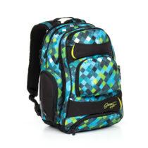 Študentský batoh Topgal HIT 869 E - Green