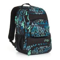 Študentský batoh Topgal HIT 888 E - Green