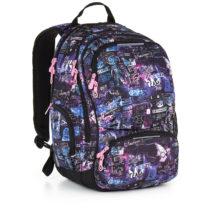 Študentský batoh Topgal HIT 889 I - Violet