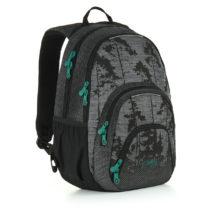Študentský batoh Topgal HIT 896 C - Grey