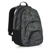 Študentský batoh Topgal HIT 897 C - Grey
