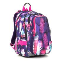 Školská taška Topgal LYNN 18009 G