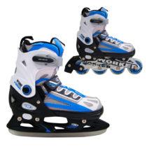 Nastaviteľné korčule WORKER Nolan 2v1