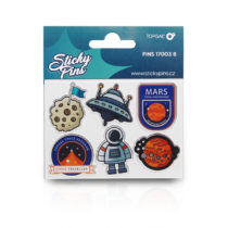 Sticky Pins Topgal PINS 17003 B