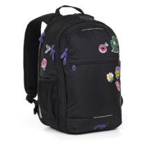 Študentský batoh Topgal RUBI 17007 G