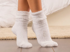 Ponožky na spanie, 2 páry Dormeo