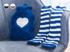 Darčekový set Warm Hug Dormeo, modrá
