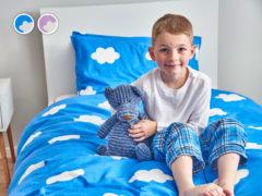 Detské posteľné obliečky Warm Hug Dormeo